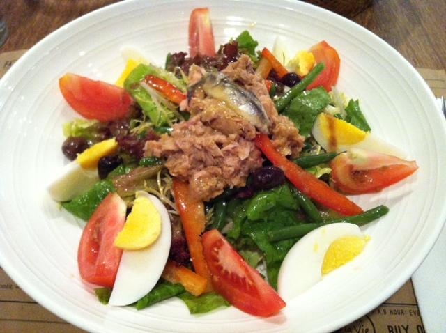 FAB Nicoise Salad