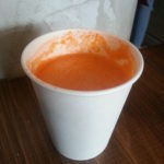 Veggie Spinner Hong Kong carrot juice