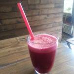 Veggie Spinner beetroot juice