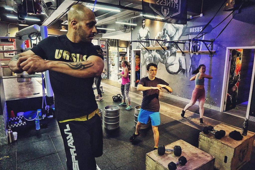 Ursus Fitness Hong Kong