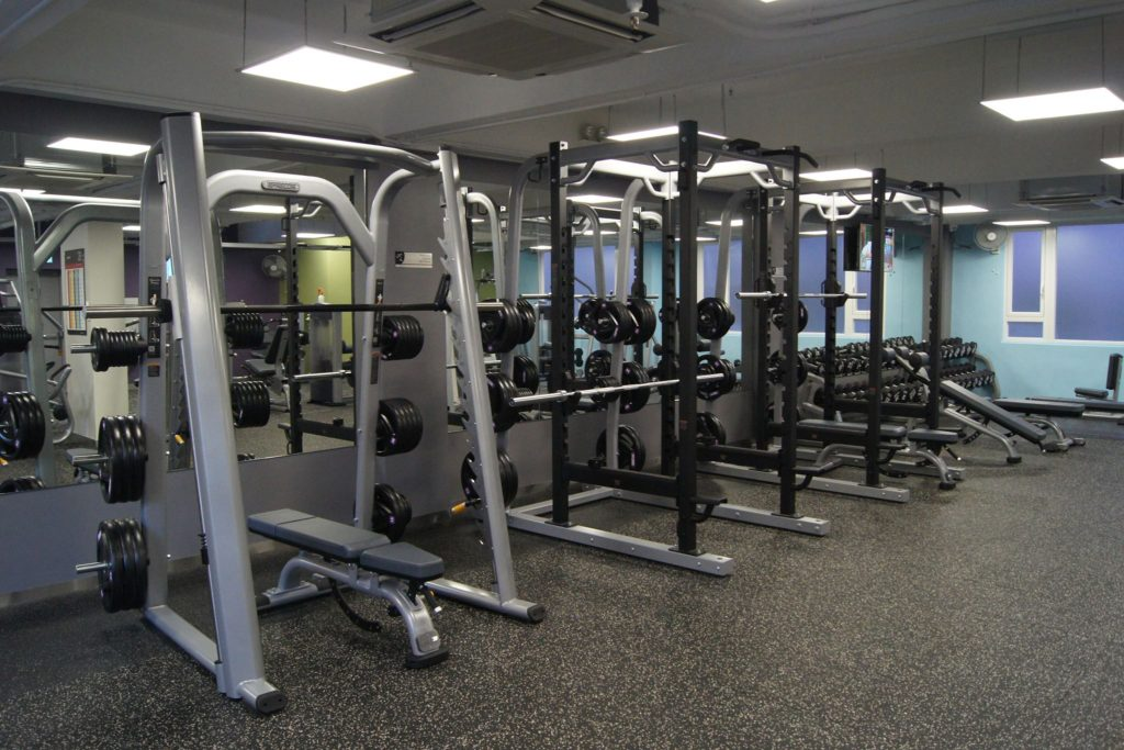 Anytime Fitness Hong Kong