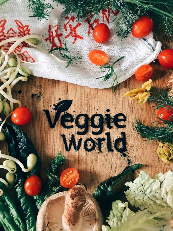 veggie world hong kong