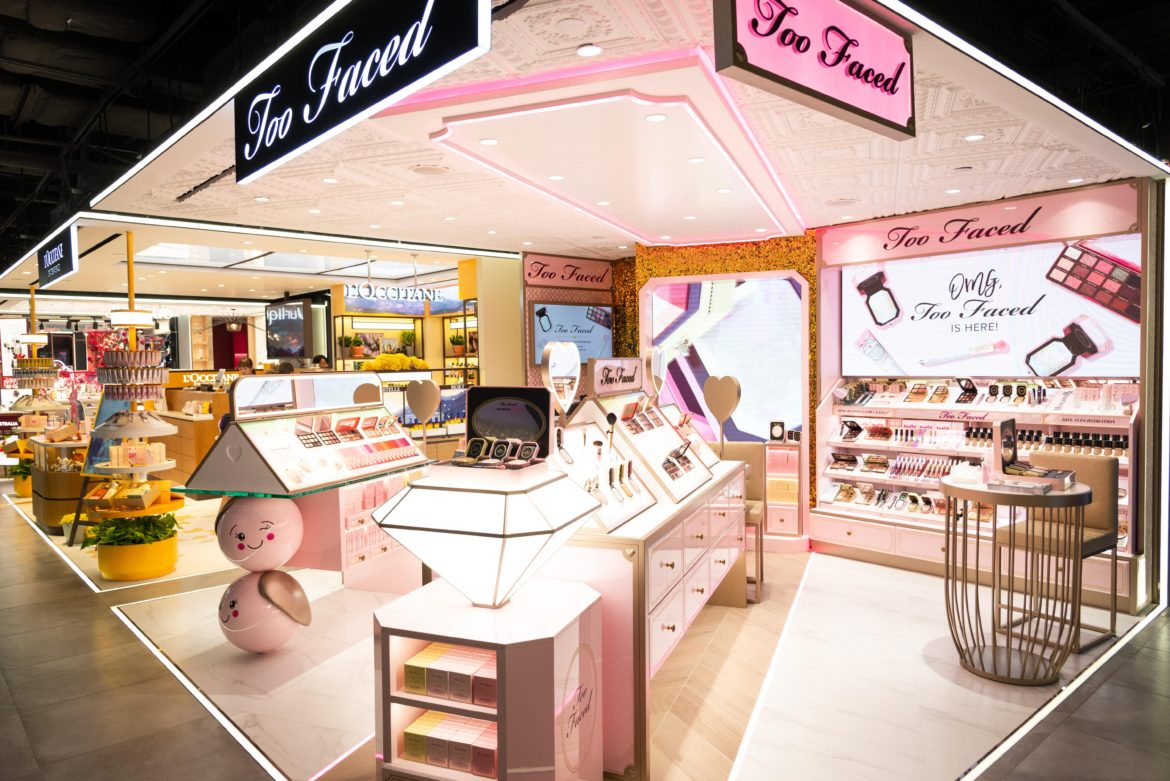 Too Faced Opens in Hong Kong - Healthy Hong Kong (HKG)