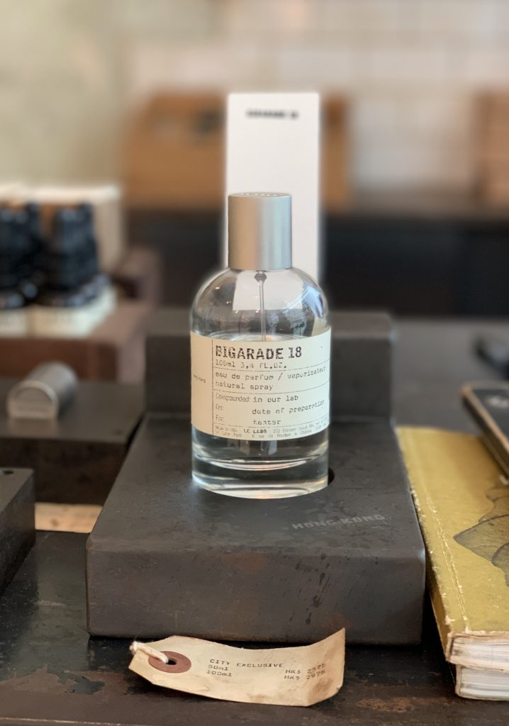 le labo hong kong exclusive fragrance