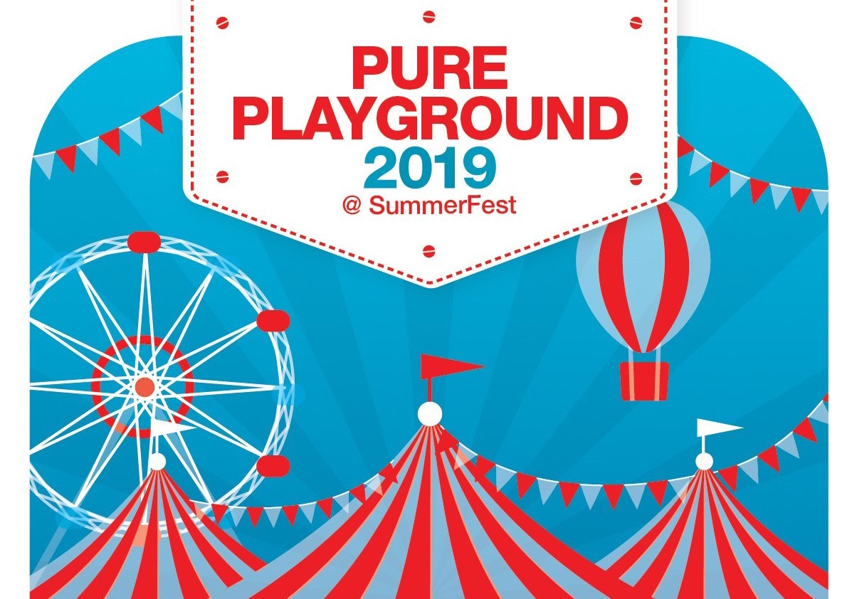 Pure Playground 2019