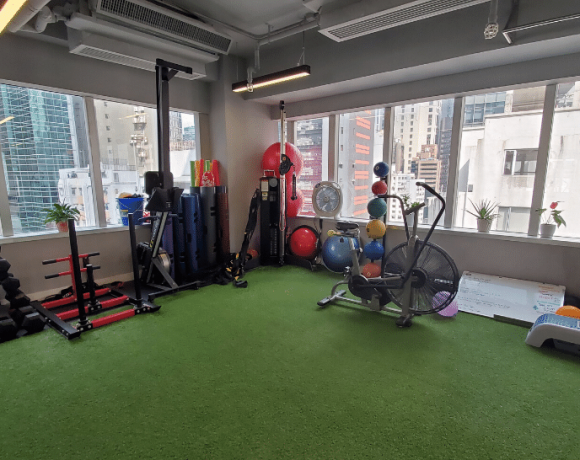 New Precision Fitness hong kong Header Image