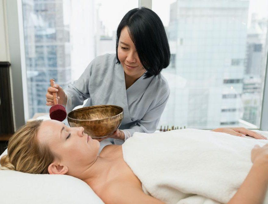 Tibetan Singing Bowl - Balance Health Hong Kong