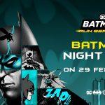 Batman Night Run Hong Kong