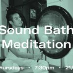 Sound Bath Malbert Lee Eaton HK