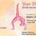 the peak lookout brunch yoga