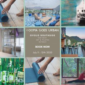 OOOMA Retreats Ovolo Southside Hong Kong