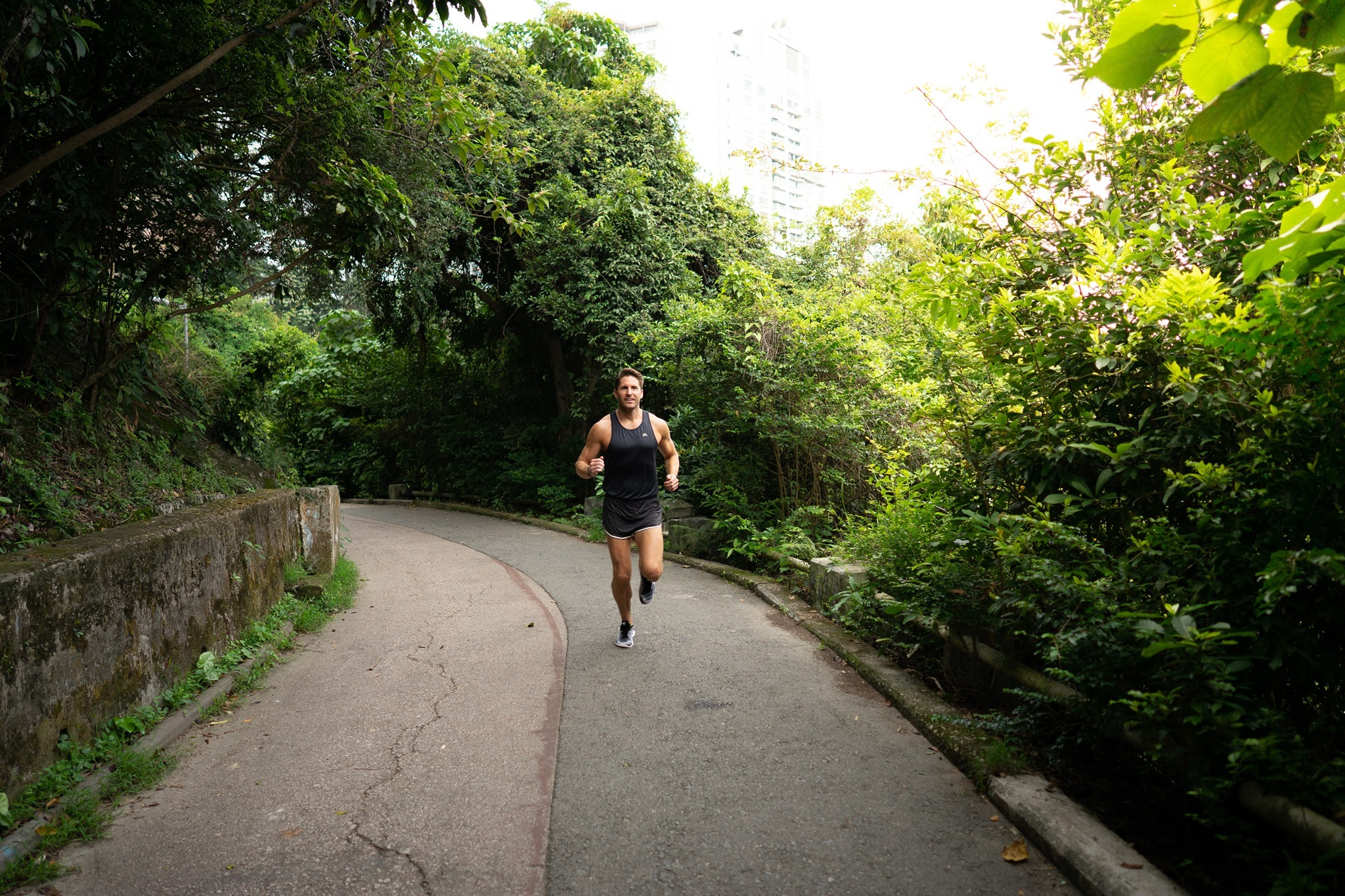 The Upper House Running Club Healthy HKG