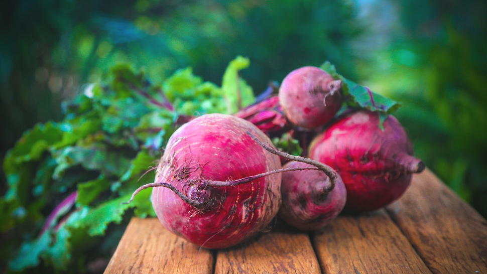 Healthy HKG beetroot apple carrot juice recipe