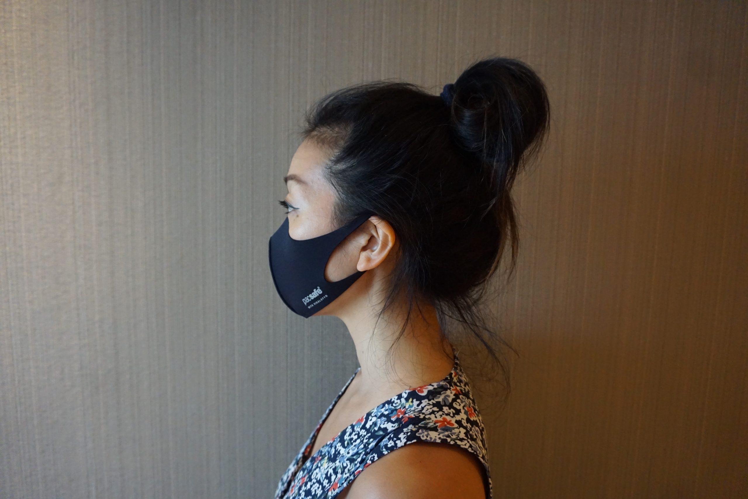 Review: Pacsafe ViralOff reusable masks