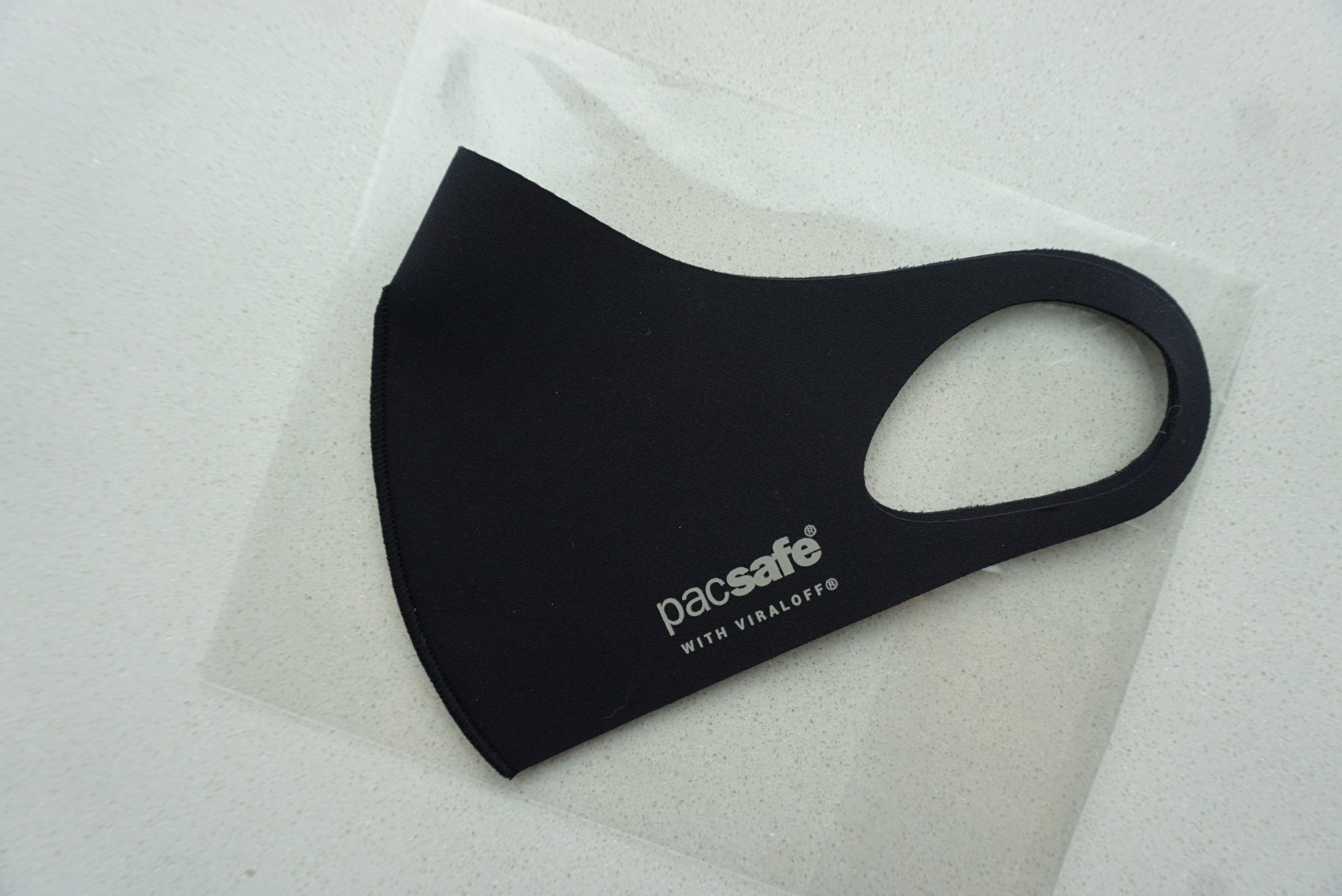 Pacsafe ViralOff reusable masks
