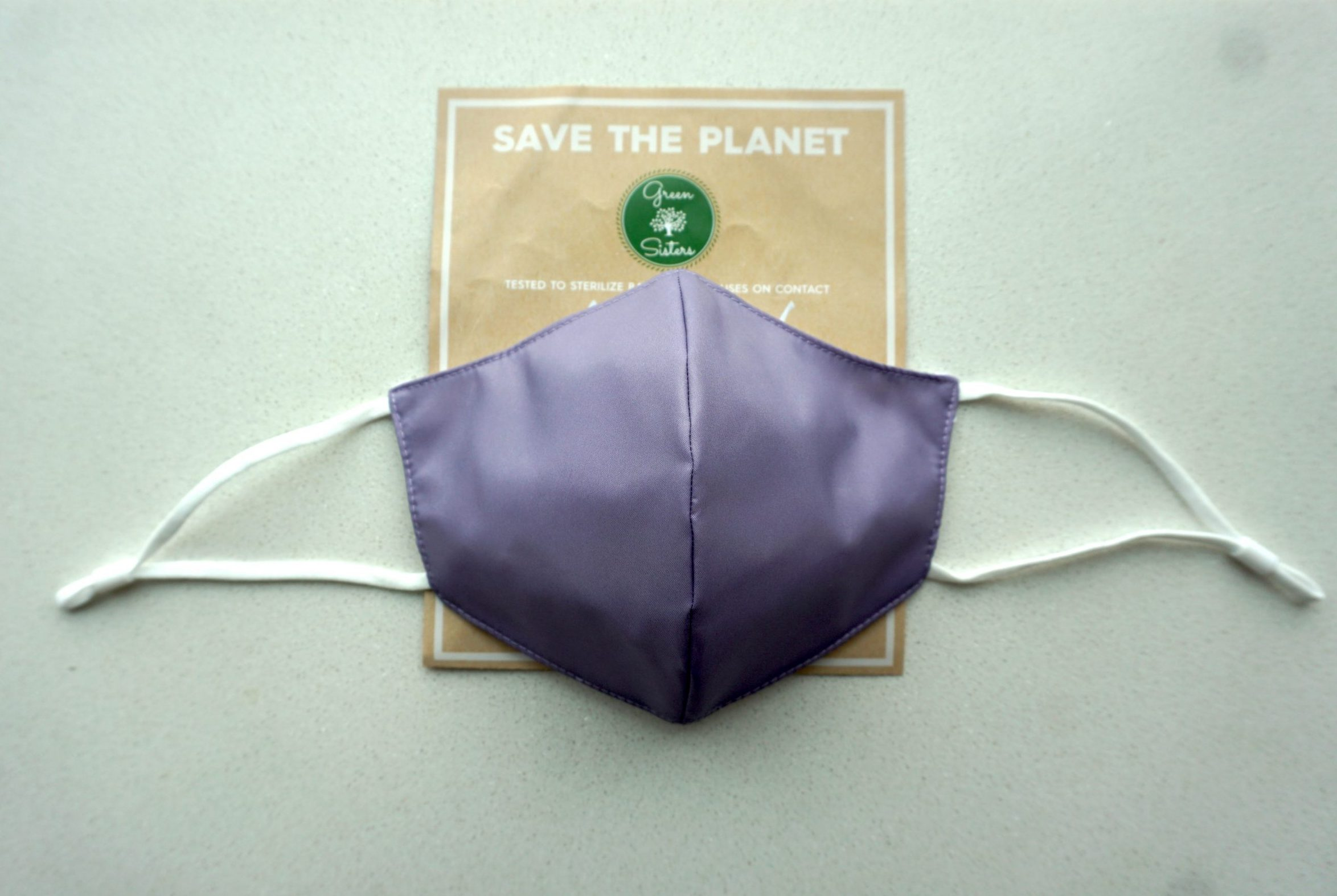 Green Sisters reusable masks