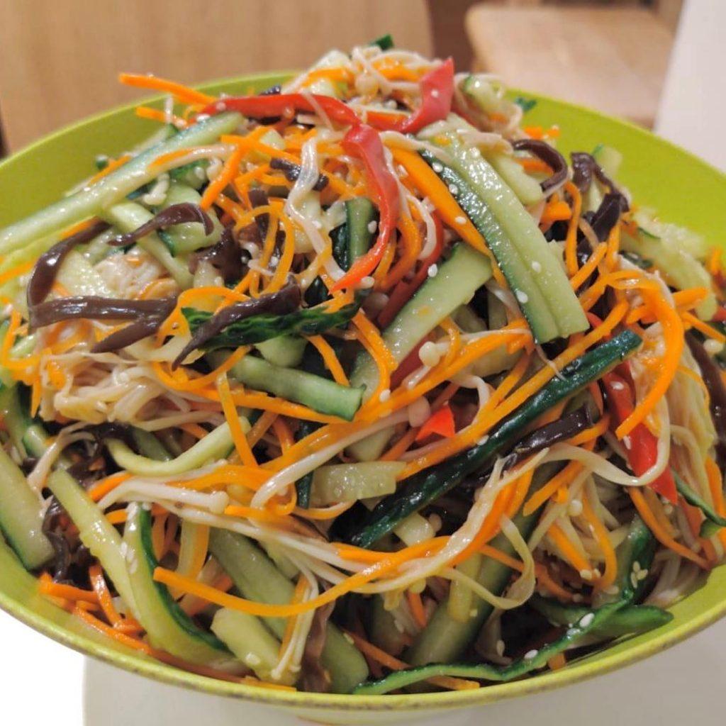 fresca hk salad