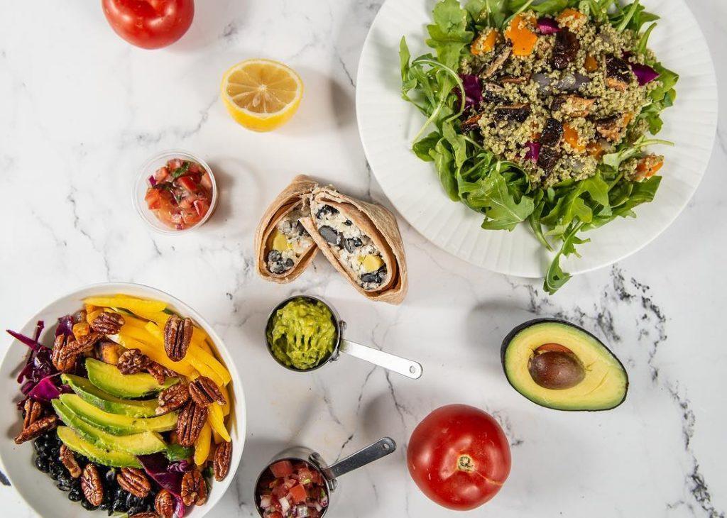 genie juicery salad
