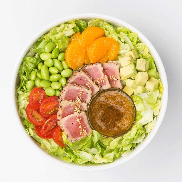 salad stop tuna san