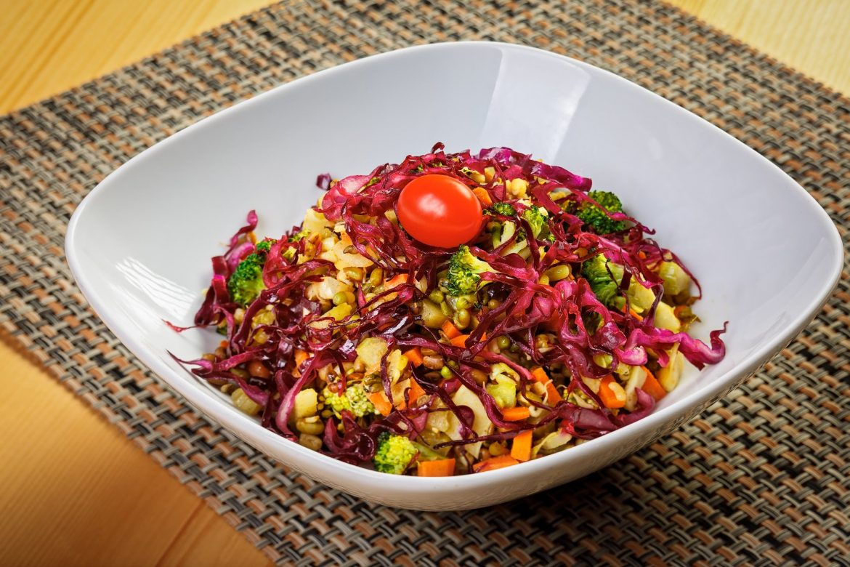 spicebox organics salad