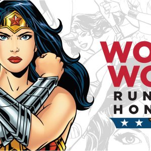 wonder woman run hong kong